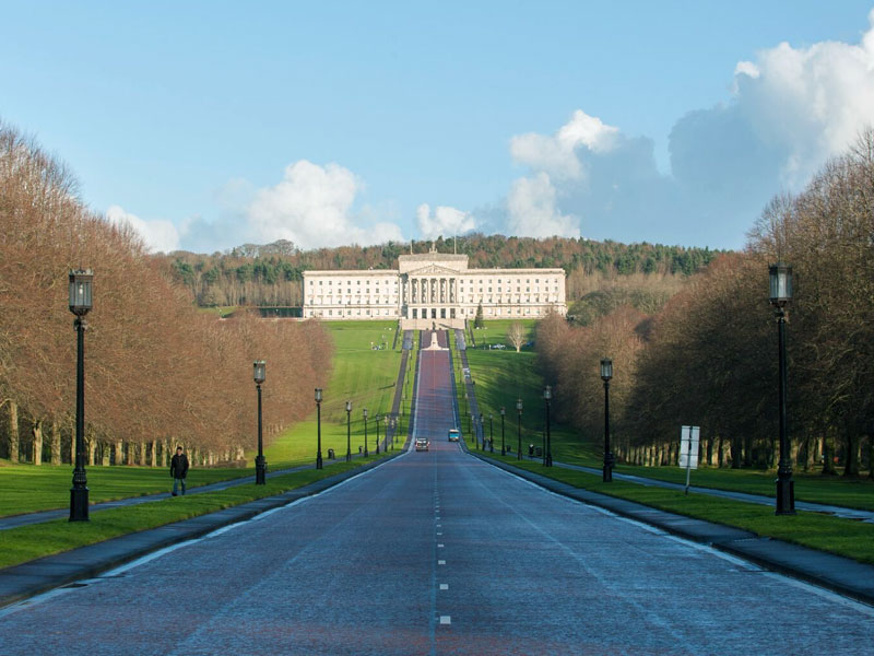 Image of Stormont
